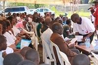 forums with community stakeholders